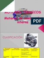 4- Motores de Combustion Interna Tipos y Rto