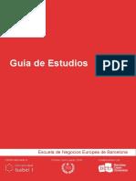 ENEB - GUÍA DE ESTUDIOS