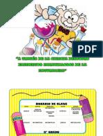 PLANIFICACIÓN DE 5TO GRADO I MOMENTO 2016-2017 (1).docx