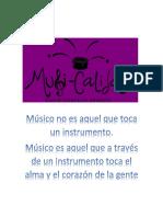 Guitarra 1 Musicalidad