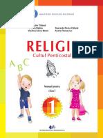 manual religie penticostala clasa 1