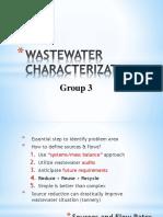 1. Wastewater Characterization1 (1)