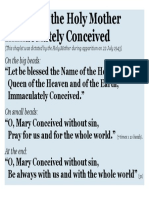 Chaplet of the Holy Mother Immaculately Conceived.docx