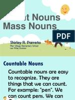 Count Nouns and Mass Nouns Ppt