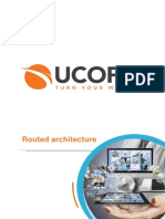 Ucopia Router Architecture