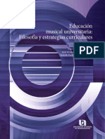 Educacion Musical Universitaria