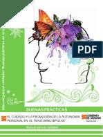 PGF Cuidado, Promocion y Autonomia Personal en Trastorno Bipolar