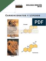 Carbohidratos y Lipidos (1)