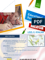 Malaysian Educational System
