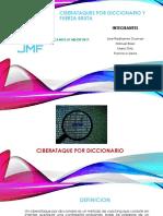 Presentacion - Ciberataques Por Diccionario y Fuerza Bruta