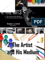 14. Camat the Arts