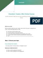 Teachable Mini Course Checklist.pdf