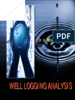 well logging analysis