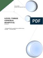 Level Three General hospital