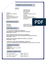 Curriculum Vitae Angel Puetate