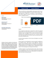 Iron Ore Industry Update March 2019
