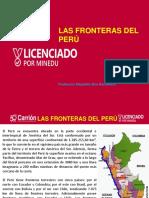 Fronteras Del Perú