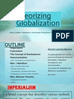 4 Theorizing Globalization