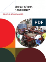 Manual de Práticas e Métodos sobre Grupos Comunitários