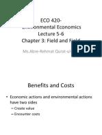 environmrntal economics