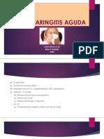 rinofaringitis aguda en niños