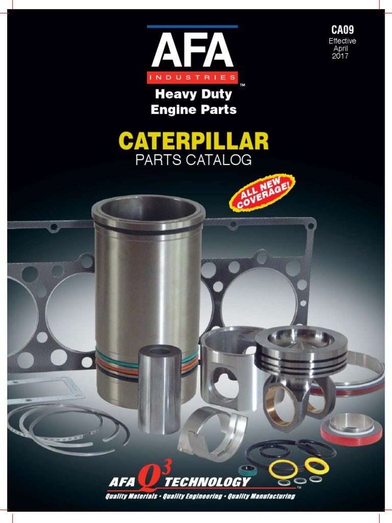 CATERPILLAR 4437406 KIT GASKET NEW
