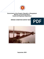 Bridge Condition Survey Manual