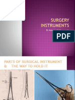 Surgical Instruments MBBS
