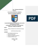 PLAN DE MONITOREO DE LA CALIDAD DEL AGUA DEL RÍO VICOS-MARCARÁ- ANCASH.docx