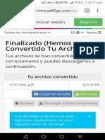 Imagen a PDF
