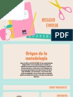 Reggio Emilia ppt