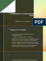 01 Estructuras Del Ojo y Causas de Discapacidad Visual