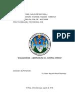 2. Evaluación de la estructura del control interno.docx