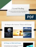 Crystal Healing Presentation