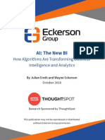 AI for BI