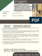 Procedimiento Para El Conocimiento y Resolución de Los Recursos de Alzada y Jerárquico Aplicables Ante La Superintendencia Tributaria
