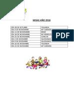 MISAS AÑO 2018.docx