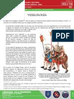 Boletin Vexilologia Estandartes y Banderin