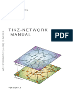 Tikz Network Manual