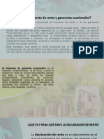 Presentación Impuesto de Renta (2)