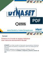 Presentacion Dynaset_Espanol_Rev 2 Part I