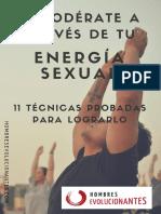 Empoderate de tu control sexual