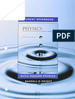 Knight - Physics for Scientists and Engineers (Strategic Approach) 4th 2017 Workbook
