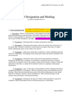 FOUO Guidance
