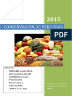 289024818 Conserva de Verduras PDF