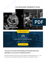 90 day Muscle Building Workout Plan ⋆ Greatest Physiques.pdf