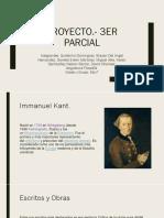 Filosofía - Kant