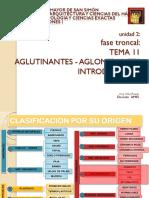 11. AGLUTINANTES 2014
