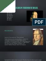 Filosofía - Friedrich