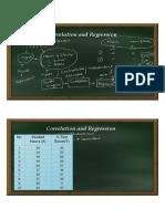 Correlation Regression Hypo ANOVA